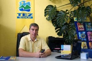 Александр Николаевич Ткачук, директор