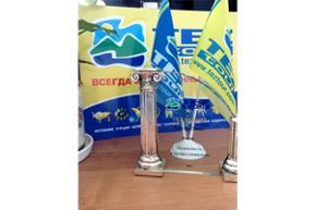"""Наше агентство - обладатель награды """"TEZ ГАРАНТ"""" - 2012"""